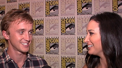 [Comic-Con 2010: Tom Felton Talks 'Harry Potter']