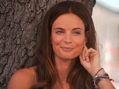 Gabrielle Anwar: Last Season Video