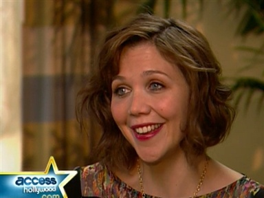 "Maggie Gyllenhaal Says ""Thrilling"" to Work with Heath Video"