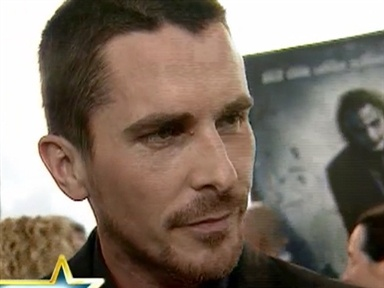 &quot;The Dark Knight&quot; New York Premiere Video