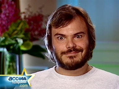 Jack Black&#39;s &quot;Thunder&quot; Video