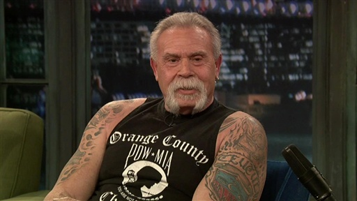 [Paul Teutul, Sr.: Packing]