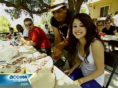 Selena Gomez's Sweet Sixteen Video