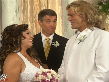 [The Wedding of Edge and Vickie]