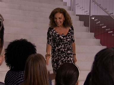 Legend Diane von Furstenberg Video