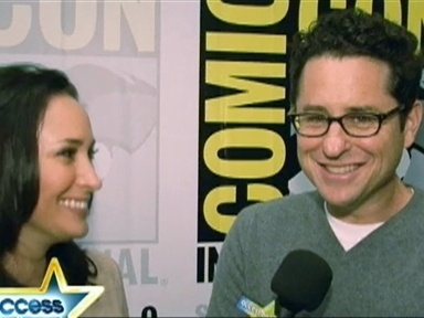"[JJ Abrams Talks New Show ""Fringe""]"