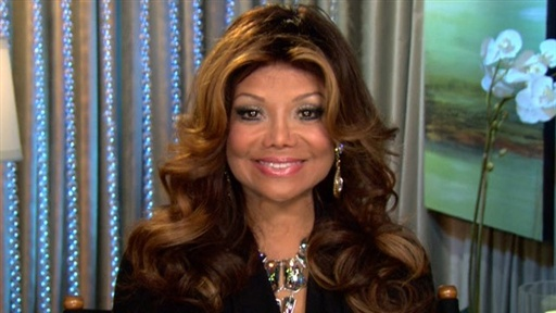 La Toya Jackson Says Michael Jackson's Kids Have 'Adjusted So We Video