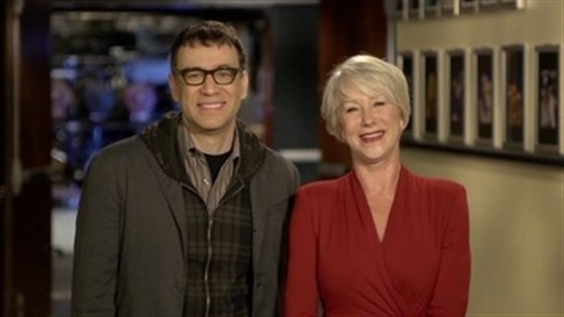 SNL Promo: Helen Mirren Video