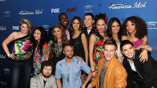 Meet 'American Idol's' Top 13, Part I - the Women view on break.com tube online.