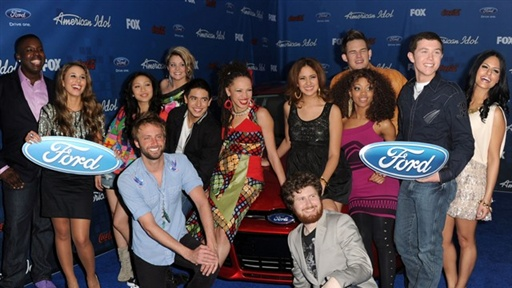 Meet 'American Idol's' Top 13, Part II - the Men view on break.com tube online.