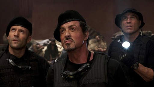 Film Fan Forum: Is the Gritty &amp; Violent &#39;Expendables&#39; Made Just Video
