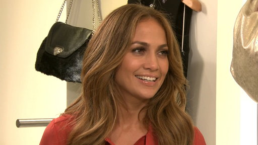 [Jennifer Lopez Talks Kids, 'American Idol' & New Fashion Line]