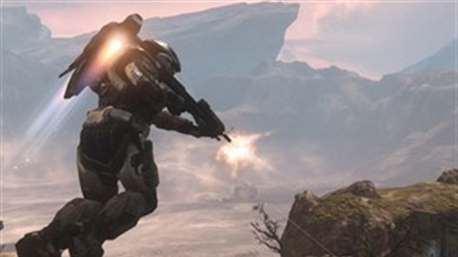Halo: Reach Multiplayer Beta With Morgan Webb Video
