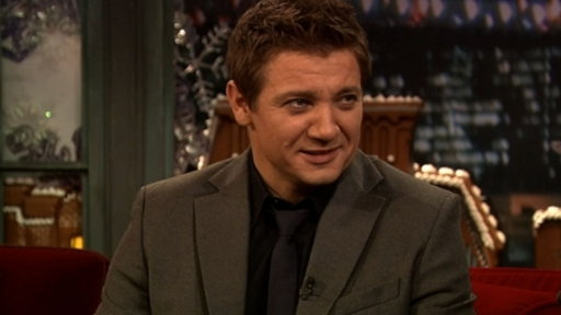 Jeremy Renner view on break.com tube online.