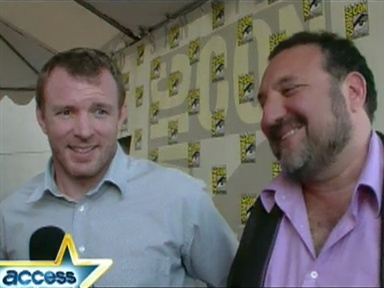 "Guy Ritchie, Joel Silver Talk ""RocknRolla"" Video"