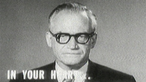 "[""Goldwater for President"" Goldwater, 1964]"