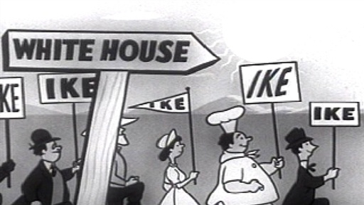 """I Like Ike"" Eisenhower, 1952 Video"