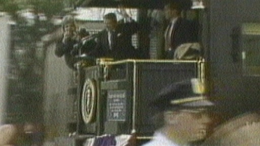 """Train"" Reagan, 1984 Video"