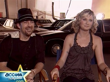 "[On the Set: Sugarland's ""Already Gone"" Music Video]"