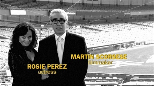 Yankee Stadium: Scorsese and Perez Video