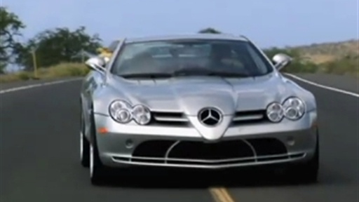 SuperCars Exposed: McLaren SLR Video
