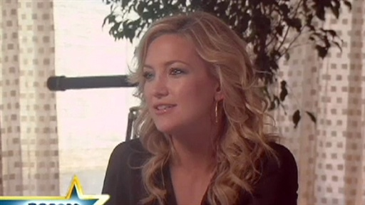 Kate Hudson&#39;s Eco Hair Video