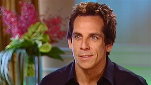 Ben Stiller Talks 'Tropic Thunder' Video