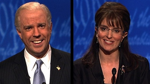 [VP Debate Open: Palin / Biden]