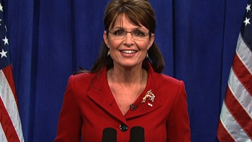 [Governor Palin Cold Open]