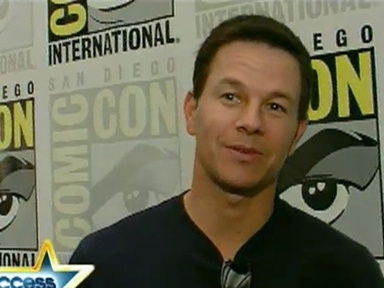 "Mark Wahlberg Talks ""Max Payne"" Video"