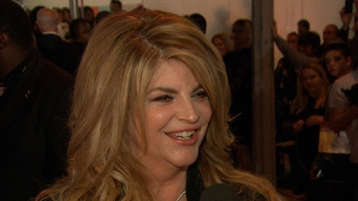 [Kirstie Alley Describes Her 'Volatile' Relationship With 'Dancin]