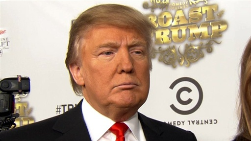 Stars Arrive for 'the Comedy Central Roast of Donald Trump' Video