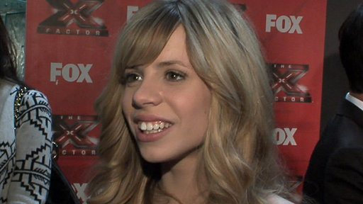 [Drew On Her 'X Factor' Elimination: I Got to See 'What a Star Wo]