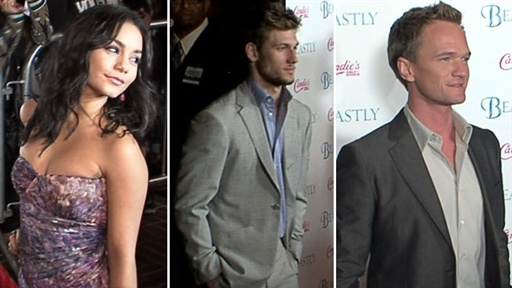 Vanessa Hudgens & Alex Pettyfer's 'Beastly' Premiere Video