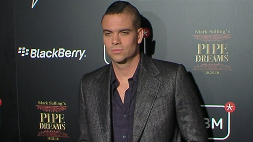 Mark Salling Talks 'Glee' GQ Scandal and His Own 'Pipe Dreams' Video