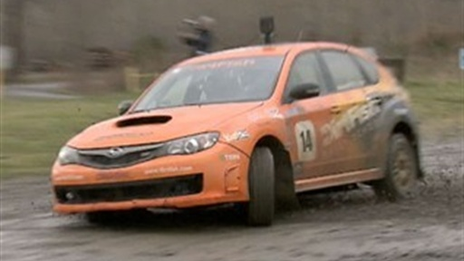 Rally Racing With Blair Herter Video
