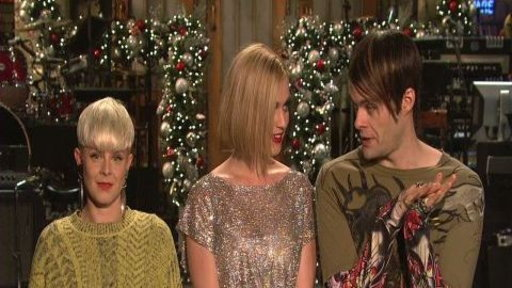 SNL Promo: Katy Perry, Robyn and Stefon Video