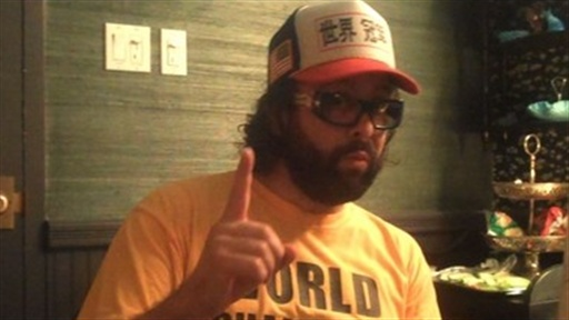 [Twitter Questions: Judah Friedlander]