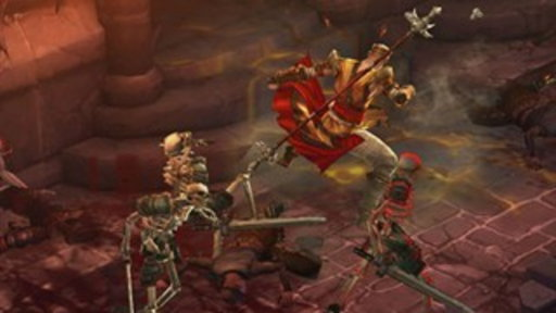 &quot;Diablo 3&quot; Multiplayer Beta With Adam Sessler Video