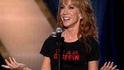 [Kathy Griffin On a Little Gem]
