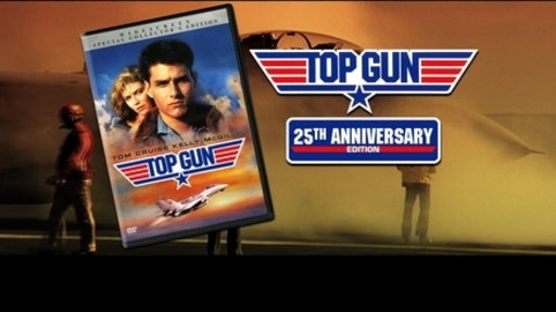 [Top Gun 25th Anniversary DVD II]