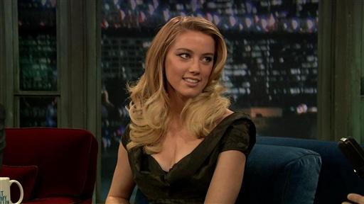 Amber Heard, Part 1 view on break.com tube online.