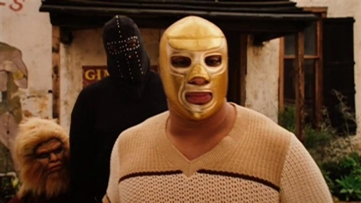 watched Nacho Libre th...