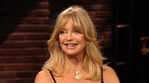 Goldie Hawn - Finding Faith Video