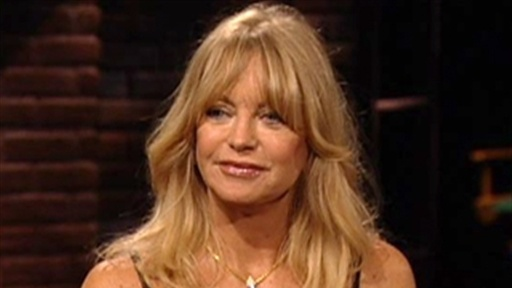 [Goldie Hawn ?- Private Benjamin]
