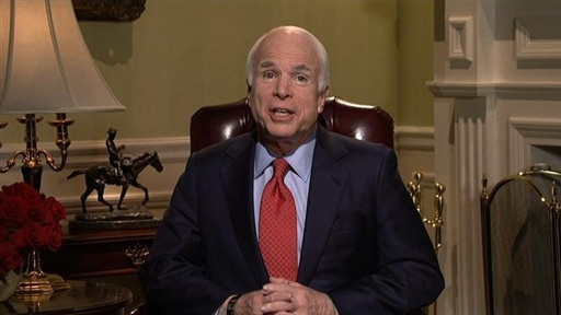 Presidential Bash: Sen. McCain Video