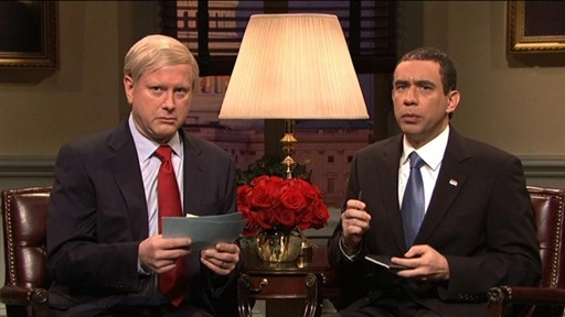 Presidential Bash: Obama/Matthews Video