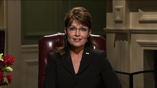 Presidential Bash: Gov. Palin Video