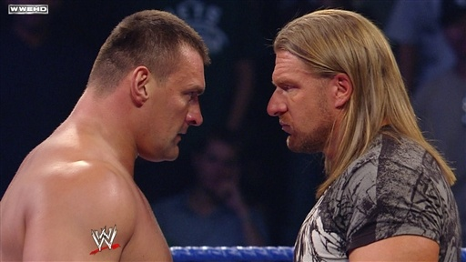 Vladimir Kozlov vs. Jeff Hardy Video
