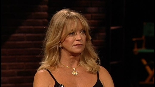 Goldie Hawn - Bonus: Advice Video